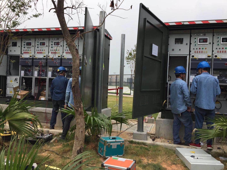 深圳变压器安装公司