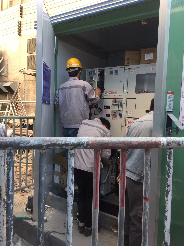 深圳变压器安装